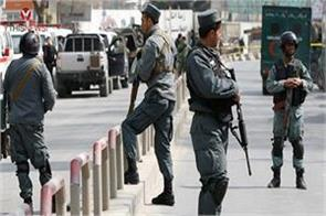 8 afghani policemen killed in taliban attack