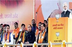 bjp create the strategy about loksabha elections