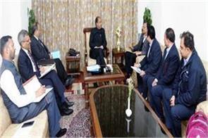 cm jairam meets from top industrialists in delhi
