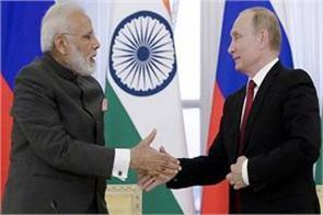 putin and modi talk on telephone discussions on important bilateral issues