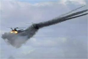 russia s bomber plane crashes 2 people die