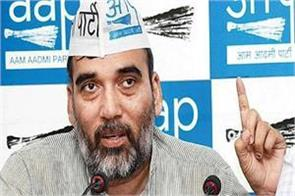 congress can not beat bjp in delhi but will win your votes by cutting aap vote