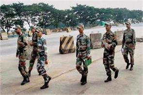 deployment of bsf after 14 years in srinagar