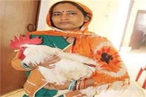 chicken kills three year old girl constituted in police station