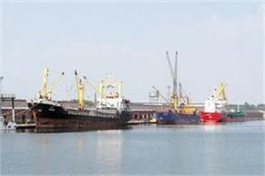 security increased at paradip kolkata ports