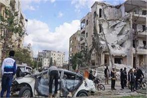 24 killed in double bomb blast in syria s idliab