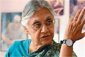 off the record sheila dikshit s ekla chalo shared the congress