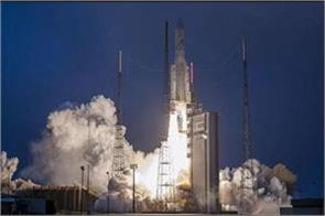 gsat 31 was successfully launched