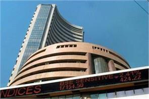 sensex recovers 22 23 points with slight margin