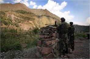 pakistan violated ceasefire in krishna ghati