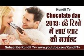 chocolate day 2019