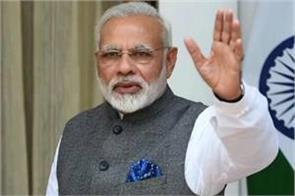 pm modi will visit 5 states including bengal