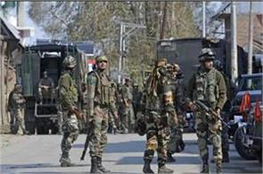 j k encounter in pulwama security forces attacked 2 terrorists