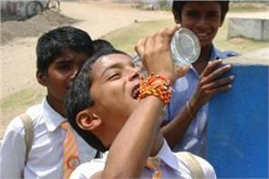 availability of toilets and drinking water main needs of children