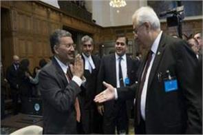 indian diplomat not mixed with pak officer at icj