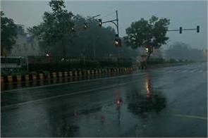 heavy rains in delhi ncr