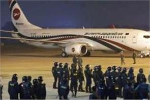 hijack attempt on dubai bound plane in bangladesh