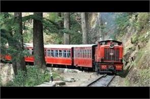 kalka shimla rail speed will increase with free wi fi facility