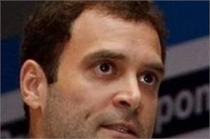 rahul gandhi tweet on the assassination of congress worker in kerala