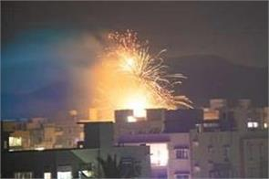 5 killed in china in lunar new year fireworks accident