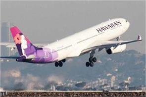 hawaiian airlines flight set for maui returned to lax 3 times