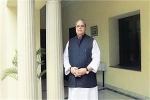center looking into changing governor of jammu and kashmir tv reports