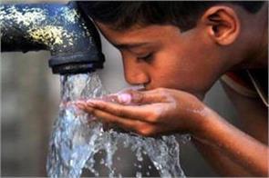 contaminated water diarrhea economy hospital