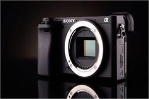sony a64000 launched in india