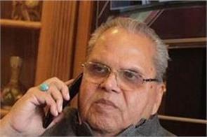 satyapal malik discusses with jaitley on jammu kashmir situation
