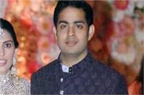 akash ambani wedding card get viral