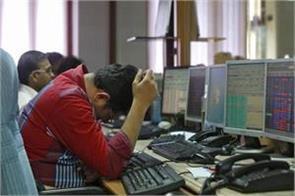 investors lose rs 1 67 lakh crore to the stock market s slump
