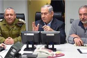 israel s big threatens to iran