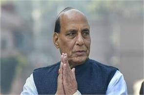 army morale is very high rajnath singh