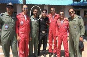 pilot abhinandan s father helped in film story