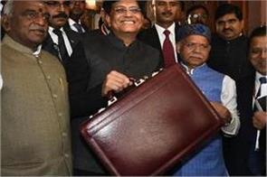 budget of interim budget of modi government