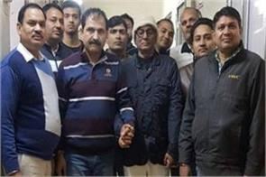 karol bagh fire arrested owner of hotel arpit palace