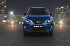 maruti launches service of 3 757 baleno to check abs software