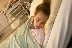 teen in coma wakes up with baby daughter
