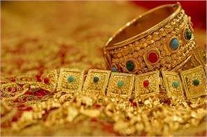 gold rebounds rs 170 silver falls by rs 410