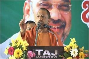 yogi spoken in maharajganj