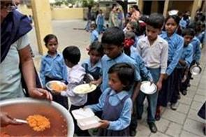 rajasthan government quality nutriment to school children