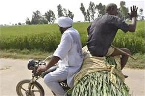 punjab border farmers not ready to leave the village
