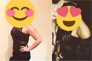 woman claims ex boyfriend gave her dress to his mom after they split
