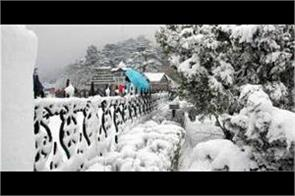 fresh snowfall in kashmir rain in jammu