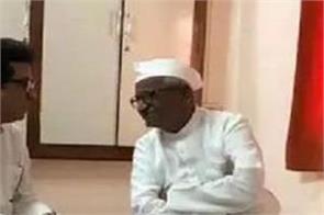 raj thackeray meets anna hazare
