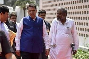 premature termination of budget session of maharashtra legislative assembly
