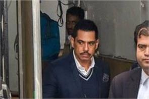 robert vadra skips ed summons in money laundering case