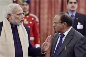 air strikes in the pok under ajit doval information given to pm modi