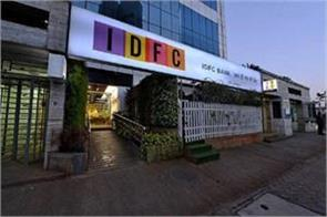idfc posts 11 fold rise in q3 net profit at rs 26 cr due to tax adjustment