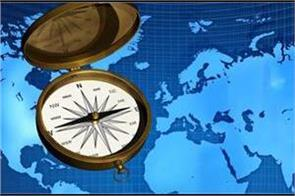 the magnetic north pole is on the move